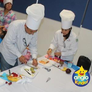Colegio Anglo Mexicano de Coatzacoalcos Jardín de Niños - Preescolar - Chef por un día 10