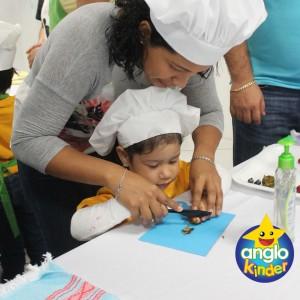 Colegio Anglo Mexicano de Coatzacoalcos Jardín de Niños - Preescolar - Chef por un día 12
