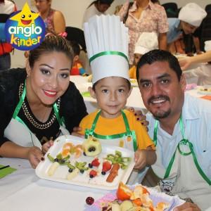Colegio Anglo Mexicano de Coatzacoalcos Jardín de Niños - Preescolar - Chef por un día 13
