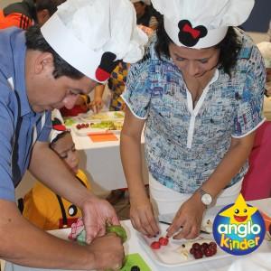 Colegio Anglo Mexicano de Coatzacoalcos Jardín de Niños - Preescolar - Chef por un día 15