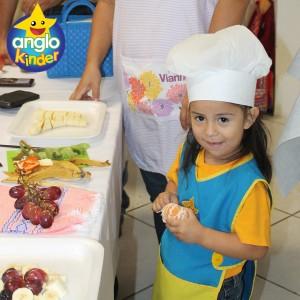Chef por un día: Creatividad en Anglokinder - Colegio Anglo Mexicano de Coatzacoalcos Jardín de Niños - Preescolar - Chef por un día 6
