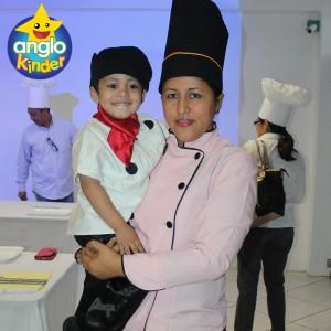 Chef por un día: Creatividad en Anglokinder - Colegio Anglo Mexicano de Coatzacoalcos Jardín de Niños - Preescolar - Chef por un día 8