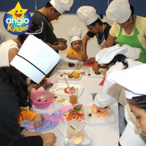 Chef por un día: Creatividad en Anglokinder - Colegio Anglo Mexicano de Coatzacoalcos Jardín de Niños - Preescolar - Chef por un día 9