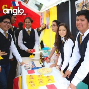 Colegio Anglo Mexicano de Coatzacoalcos - Semana de la Cultura Francesa, feria de francofonia anglomexicano 12