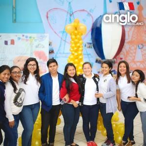 Colegio Anglo Mexicano de Coatzacoalcos - Semana de la Francofonía 2016 - Semana de la Cultura Francesa, feria de francofonia anglomexicano 14