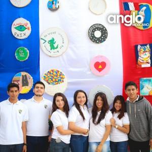 Colegio Anglo Mexicano de Coatzacoalcos - Semana de la Francofonía 2016 - Semana de la Cultura Francesa, feria de francofonia anglomexicano 15