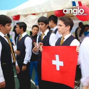 Colegio Anglo Mexicano de Coatzacoalcos - Semana de la Francofonía 2016 - Semana de la Cultura Francesa, feria de francofonia anglomexicano 16