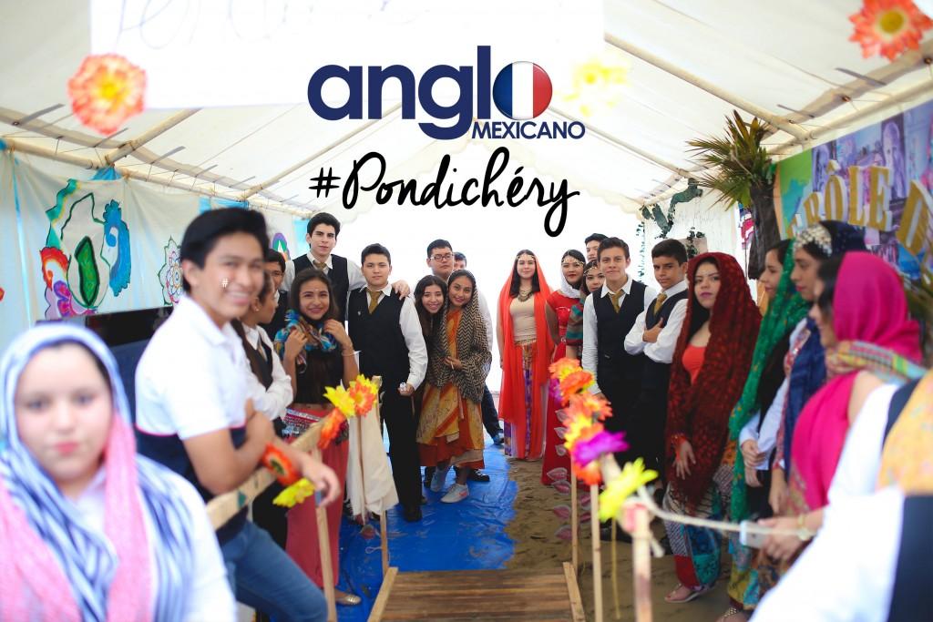 Colegio Anglo Mexicano de Coatzacoalcos - Semana de la Cultura Francesa, feria de francofonia anglomexicano 18