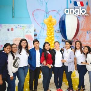 Colegio Anglo Mexicano de Coatzacoalcos - Semana de la Francofonía 2016 - Semana de la Cultura Francesa, feria de francofonia anglomexicano 19