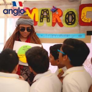 Colegio Anglo Mexicano de Coatzacoalcos - Semana de la Cultura Francesa, feria de francofonia anglomexicano 2
