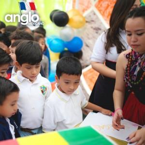 Colegio Anglo Mexicano de Coatzacoalcos - Semana de la Cultura Francesa, feria de francofonia anglomexicano 5