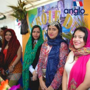 Colegio Anglo Mexicano de Coatzacoalcos - Semana de la Cultura Francesa, feria de francofonia anglomexicano 7