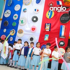 Colegio Anglo Mexicano de Coatzacoalcos - Semana de la Cultura Francesa, feria de francofonia anglomexicano 8