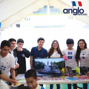 Colegio Anglo Mexicano de Coatzacoalcos - Semana de la Francofonía 2016 - Semana de la Cultura Francesa, feria de francofonia anglomexicano 9