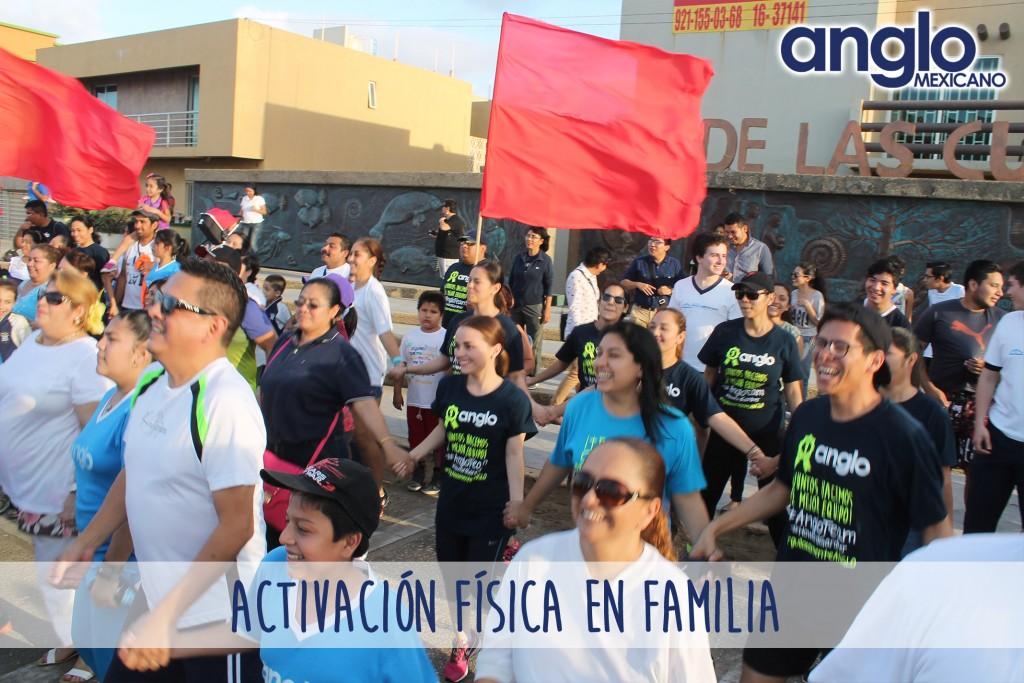 Colegio Anglo Mexicano de Coatzacoalcos - anglomexicano - activacion fisica 1