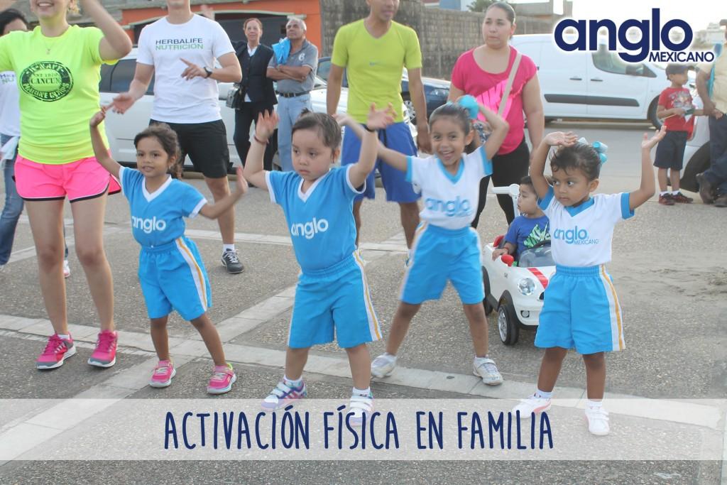 Activación Física en Familia - Colegio Anglo Mexicano de Coatzacoalcos - anglomexicano - activacion fisica 2