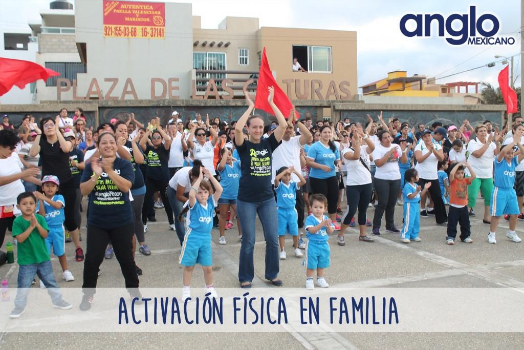 Colegio Anglo Mexicano de Coatzacoalcos - anglomexicano - activacion fisica 8