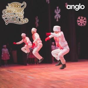 Navidad alrededor del mundo -Festival de Navidad - Colegio Anglo Mexicano de Coatzacoalcos - ANGLOMEXICANO 50