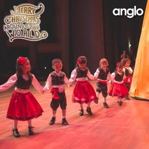 Navidad alrededor del mundo -Festival de Navidad - Colegio Anglo Mexicano de Coatzacoalcos - ANGLOMEXICANO 53